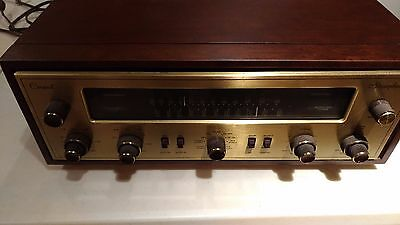 The Fisher Coronet Tuner/Preamplifier