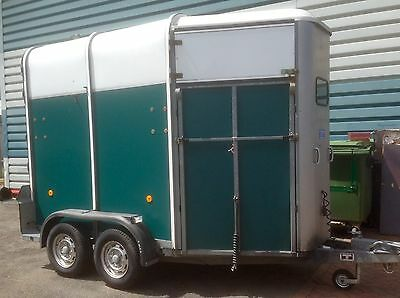 Ifor Williams 505 Horse Trailer, Aluminium Floor, Good Condition