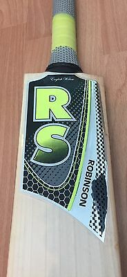 RS Limited Edition English Willow Cricket Bat
