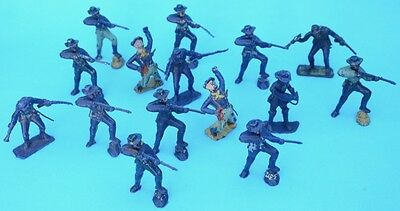 CHERILEA 60mm U.S. Cavalry figures toy soldiers