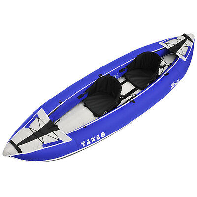 Zpro Tango TA200 B Two Man Inflatable Canoe Blue