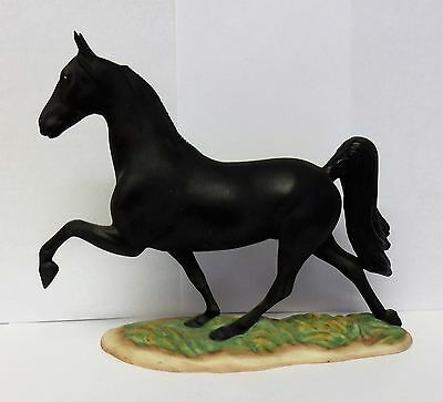 Franklin Mint, The Great Horses of the World, Tennessee Walking Horse.