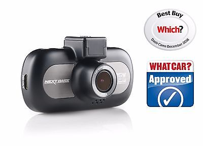 iN-CAR CAM™ 412GW Dash Cam | NEXTBASE   - DVR Video Recorder for Car - Grade A