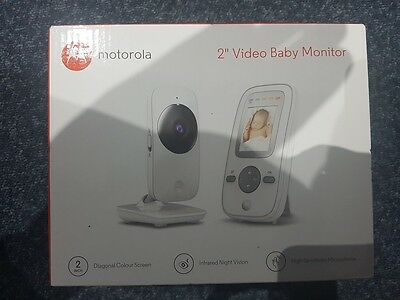 Motorolla 2inch Video Baby Monitor MBP481