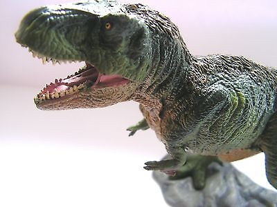 1:50 scaled T-REX Dinosaur Model - like no other! He's feathered!!