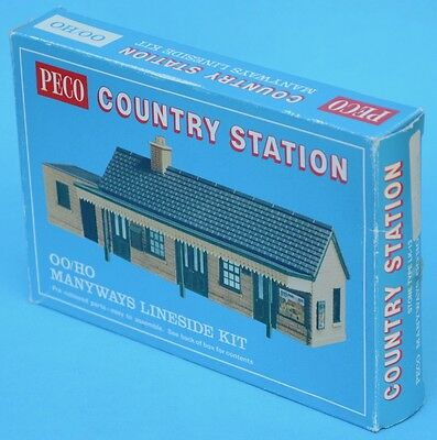 PECO Country Station - STONE TYPE LK-13 - OO/HO scale