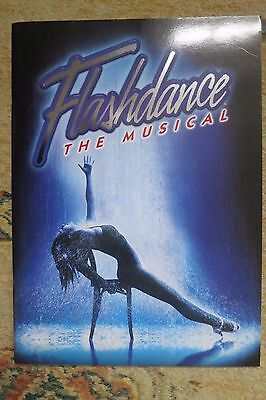 Theatre programme - Flashdance  The Musical - 2008