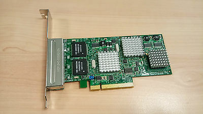 Super Micro AOC-SG-I4 4 Port Gigabit Network Adapter - LAN - Ethernet