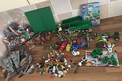 Lego Large Bundle Inc Star Wars