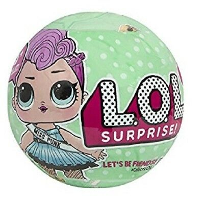 L.O.L Surprise Doll Assorted Series 1 Wave 1 FULL Box of 18 Lol