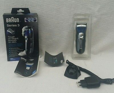 Braun Series 3 380s-4 Electric Shaver Wet/dry - Boxed