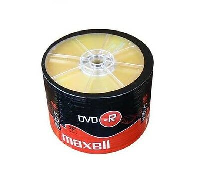 50 DVD-R Vierge MAXELL Spindle