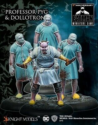 Professor Pyg & Dollotrons Knight Models KM-35DC154 Brand New in Box