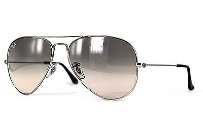Ray Ban Sonnenbrille / Sunglasses RB3025 Aviator 003/32  2N  58 135 + Etui #*