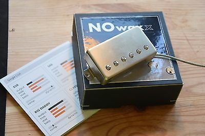 NOwaxx Pickups - Classic PAF (neck) - Demoware