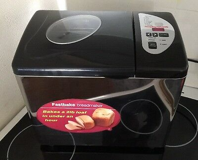 Morphy Richards FastBake 48261 Bread Machine
