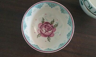 Emma Bridgewater Scattered Rose/Mary McCarthy French Bowl. New and 1st. Quality