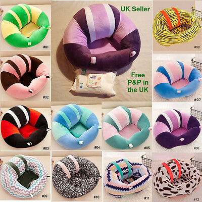 SMALL Sit-Me-Up Cushion Baby Play Ring Support Seat Chair Toys BUY 2 & SAVE £10