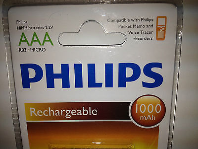 Philips NEW Rechargeable batteries model LFH 9154 for 9600, 9500, 9370 & 955 kit