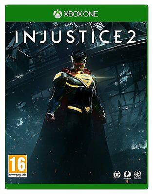 Injustice 2 - Xbox One XboxOne game