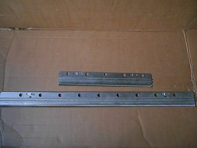 Brother Knitting Machines Parts 4.5Mm Kr850 Ribber Cast On Comb Set X 2 Long