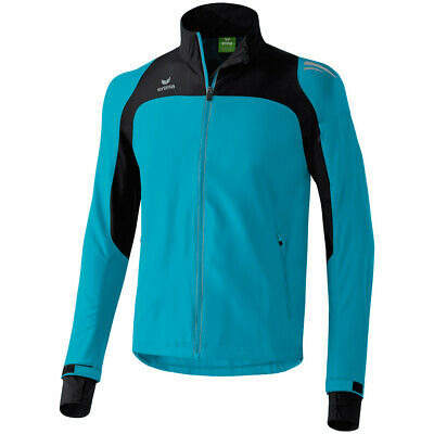 Erima Race Line Running Jacke Kinder Laufjacke Run Junior Jogging Funktionsjacke
