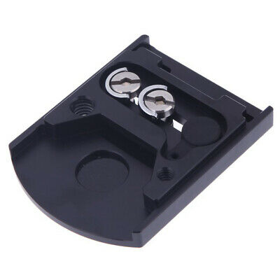 Camera Lens Mount 410PL Quick Release Plate for Manfrotto 405 410 for RC4 PK