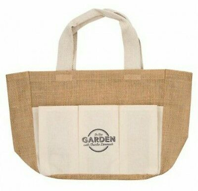 🌲Garden Tool Canvas Bag -charlie dimmock 🌲