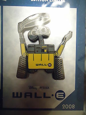 Disney Store 30Th Anniversary Commemorative Series Week 7 Wall-E Pin