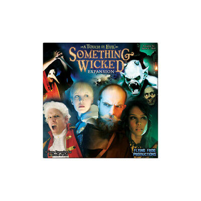 A Touch of Evil - - Something Wicked Expansion
