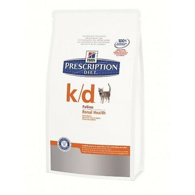 Hill's Prescription Diet Feline k/d  Saco de 5 Kg