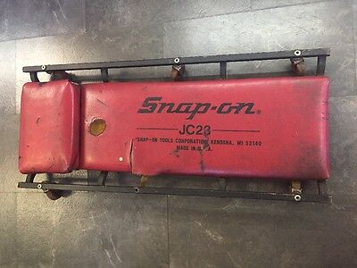 Vintage Snap On Snapon Snap-On JC23 Creeper