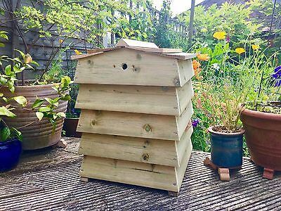 Cute Beehive Style Garden Compost Bin Composter (Large)