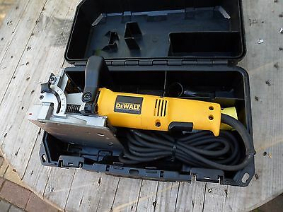 Dewalt DW682K Biscuit Jointer 110V