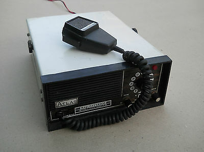 Ray Jefferson 1125 ATLAS Vintage Marine VHF/FM Radio Transceiver