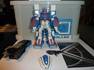Transformers G1 Fansproject TFX-01 Ultra magnus