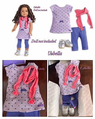American Girl Recess Ready Outfit NEW in Box TRULY ME