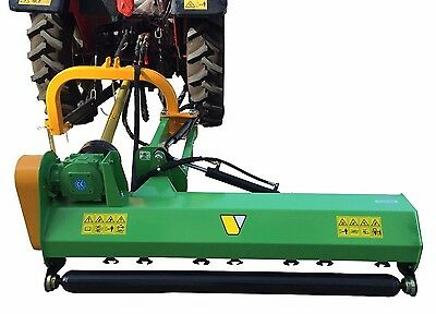 "Flail Mower 65"", Verge Flail Mower from Victory (BCRL-165)"