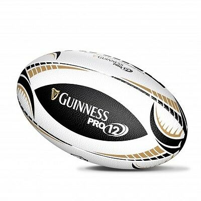 Rhino Size 5 Guinness Pro 12 Rugby UNION  Ball New RRP £19.99