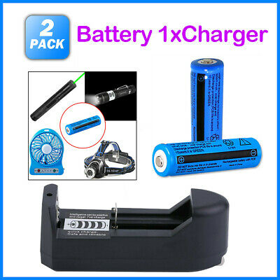 200000LM Tactical LED Flashlight Police Camping T6 Rechargeable Torch +Batt+Char
