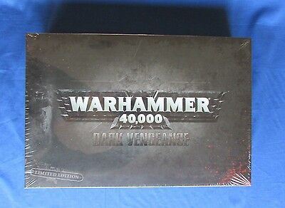 Dark Vengeance 2012 Limited Edition - New sealed box - LE Chaplain Seraphicus