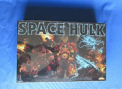 Space Hulk - 3rd Edition 2009 - Unopened Sealed Box - New - Games Workshop