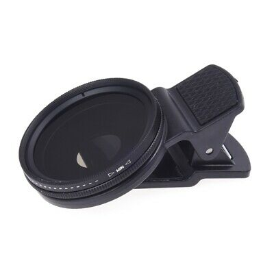 37mm phone camera lens Android smartphone circular filter ND2-ND400 Kit PK