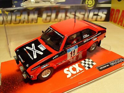 SCX 64560 Ford Escort MKII 'McRAE' - Brand New in Box.