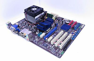 Scheda Madre Asus M4A78 PRO con CPU AMD Socket AM3 Dual Core e Ram