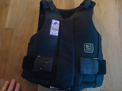 Rodney Powell body protector size 0 (child small) 2009