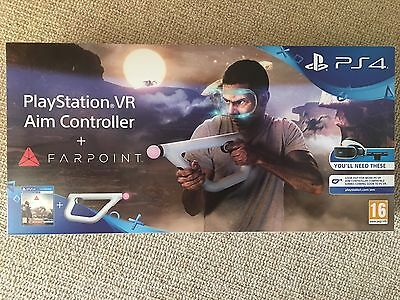 Farpoint With Aim Controller Playstation VR