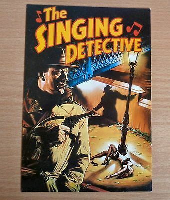 The Singing Detective American postcard