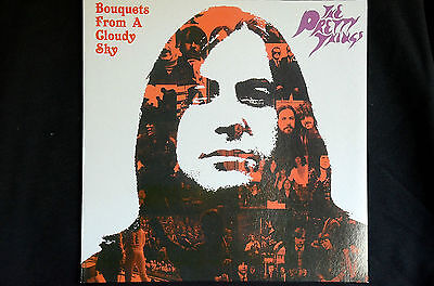 "The Pretty Things Bouquets From A Cloudy Sky 12"" vinyl LP New"