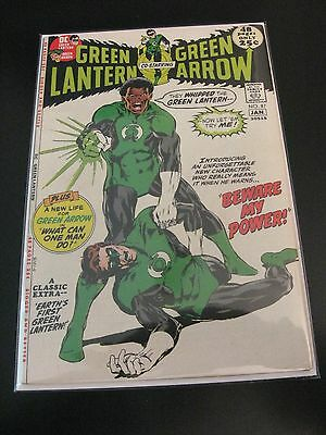 GREEN LANTERN/GREEN ARROW #87 **Key Neal Adams Issue!** (VF) Nice!